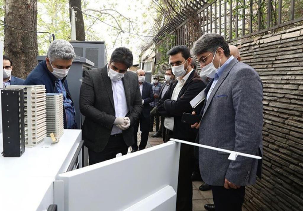 خبرنگاران واگذاری اینترنت پرسرعت به 62 هزار شهروند تهرانی