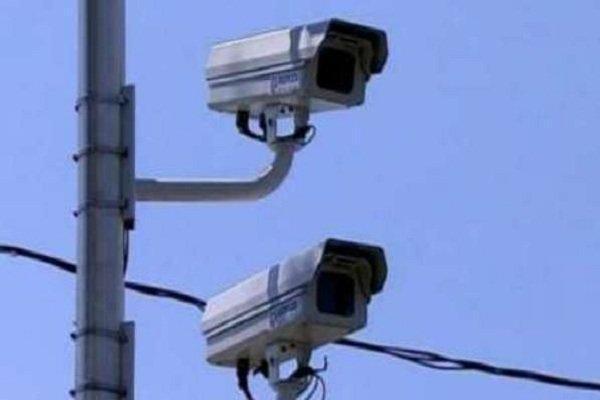 تعداد دوربین های جاده ای تا خاتمه سال به 7800 دستگاه می رسد