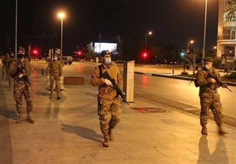 درگیری معترضان با نیرو های امنیتی در شهر طرابلس