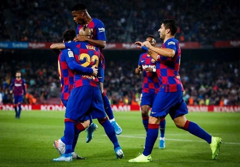 کلید واژه بازگشت تاریخی بارسلونا در لیگ قهرمانان اروپا در فرهنگ لغات فرانسوی نهاده شد!