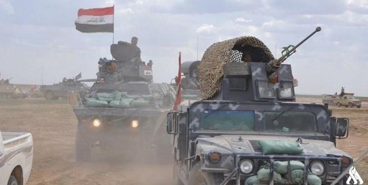 عراق ، الحشد الشعبی بیش از 50 کیلومتر در استان دیالی را پاکسازی کرد