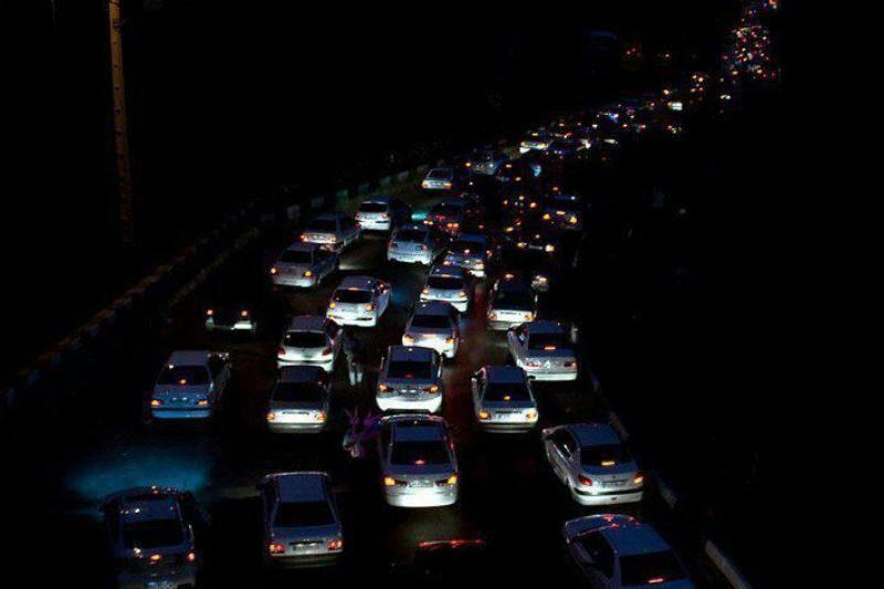 خبرنگاران رییس پلیس راه استان سمنان: تردد خودرو در محورها پرحجم و روان است