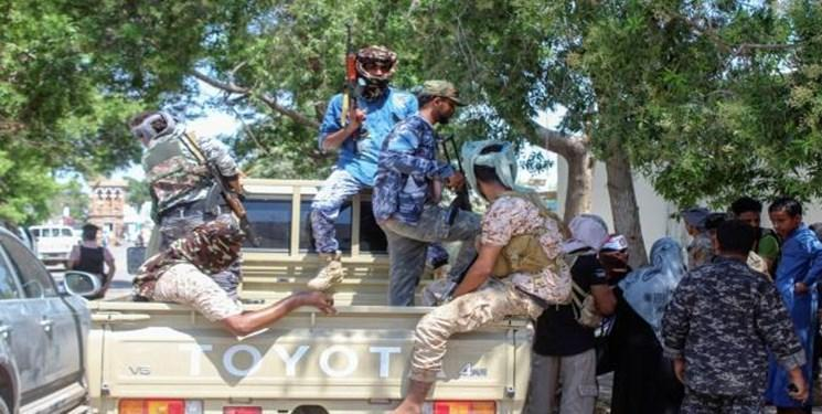 بازداشت ده ها نفر در عدن به دست نیروهای مورد حمایت امارات