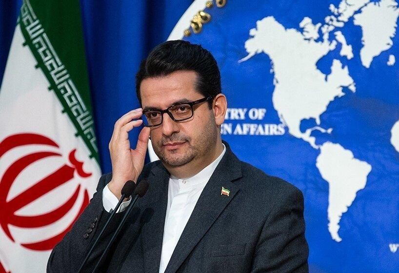 روایت سخنگوی وزارت امور خارجه از ادعاهای مضحک درباره روابط ایران وچین