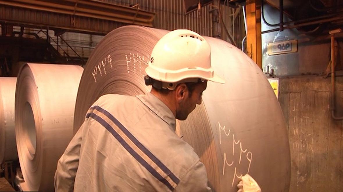 افزایش تولید آهن اسفنجی و کلاف گرم در مجتمع فولاد سبا