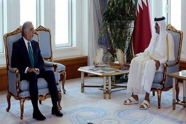 امیر قطر از کوشش های صلح در افغانستان حمایت کرد