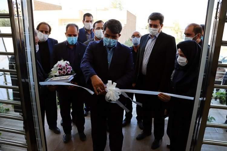 کتابخانه عمومی مشارکتی پروین اعتصامی در حمیدیا افتتاح شد