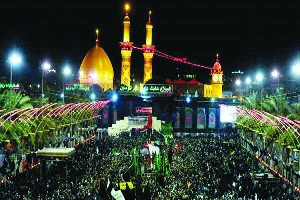 کربلا مهیای اربعین می گردد، صحن حضرت زینب(س) افتتاح می گردد