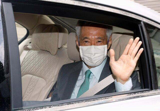 نخست وزیر سنگاپور به دادگاه رفت