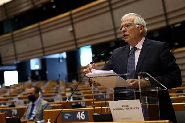 بورل: اروپا همچنان تحریم تسلیحاتی علیه ایران را حفظ خواهد نمود