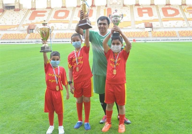 برآورده شدن رویای سه کودک سرطانی توسط باشگاه فولاد خوزستان