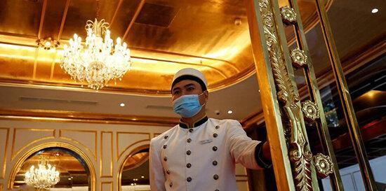 هتل طلایی دولچه هانوی در ویتنام اولین هتل طلایی دنیا!