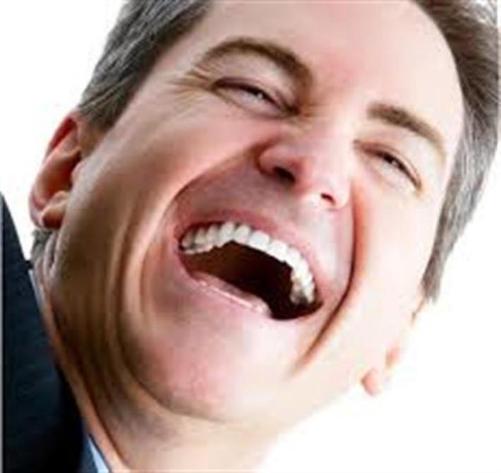 بخندید تا لاغر شوید!