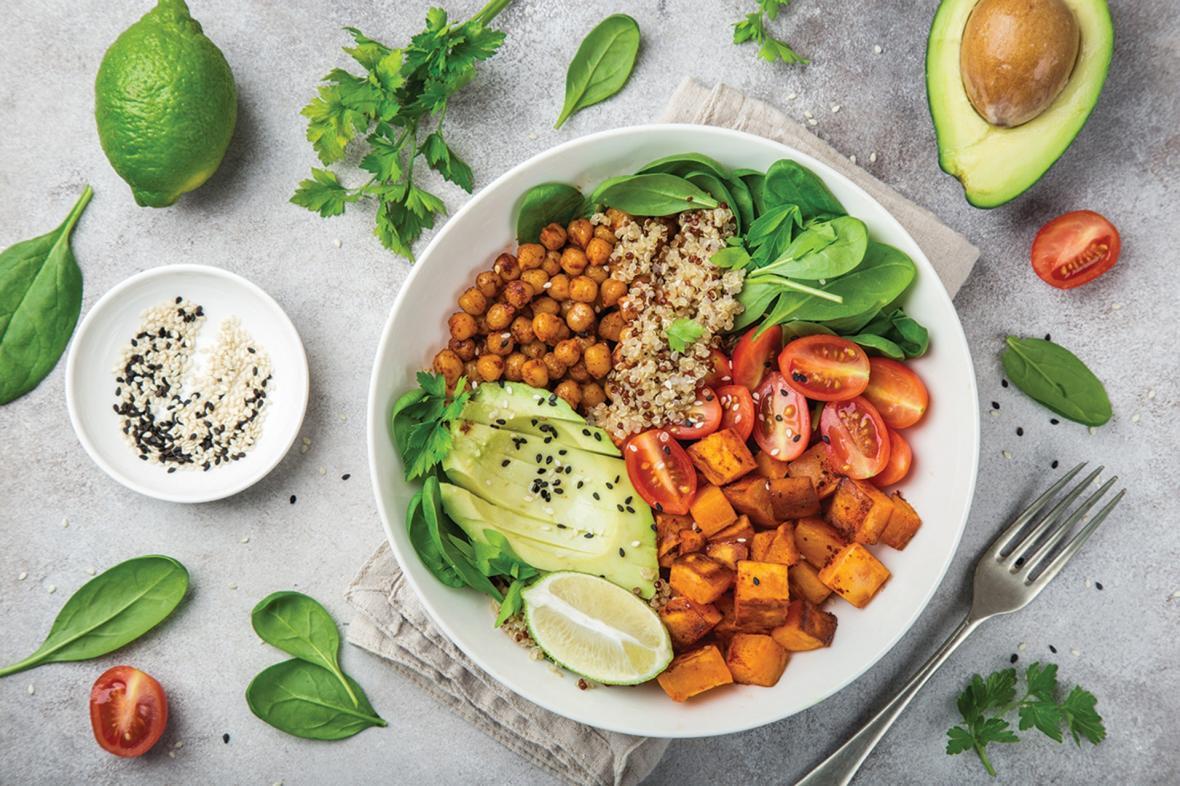 با رژیم غذایی گیاهی می توان لاغر شد؟