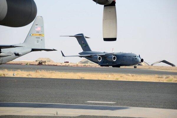 استقرار جنگنده های اف 16 آمریکا در پایگاه نظامی امارات