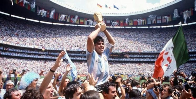 3 روز عزای عمومی در آرژانتین به بهانه درگذشت مارادونا