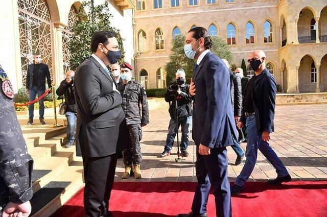 همبستگی حریری با دیاب بعد از متهم شدنش در پرونده انفجار بیروت