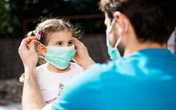 توصیههای کرونایی؛ بچه ها زیر دو سال نباید از ماسک استفاده نمایند