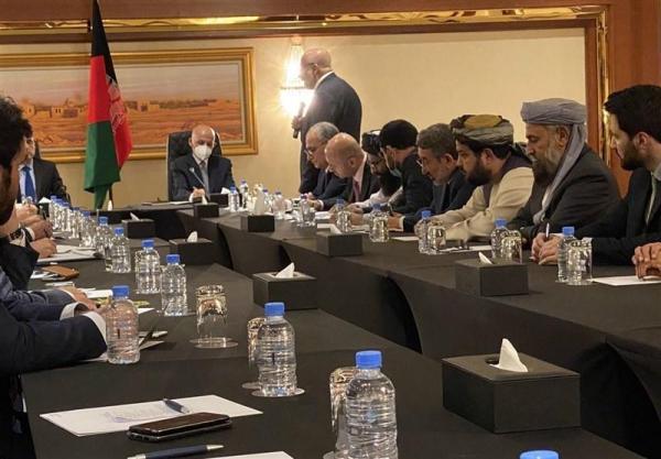 افغانستان، تقسیم هیئت مذاکره با طالبان به دو گروه ارگ و سپیدار