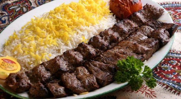 طرز تهیه کباب سلطانی ایرانی (برگ و کوبیده)