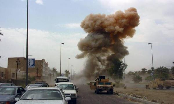 حمله به کاروان ائتلاف آمریکایی در عراق