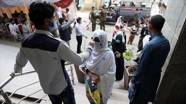 پای کرونای انگلیسی به پاکستان هم باز شد