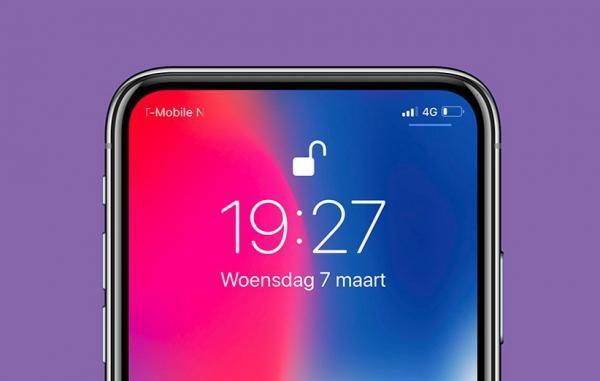 تکنولوژی جدید اپل با ادغام Face ID و نمایشگر ناچ را حذف می کند