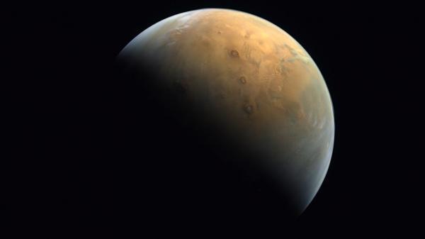 کاوشگر امید اولین تصویرش از مریخ را مخابره کرد