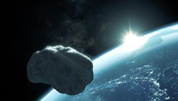 سیارک بزرگی امروز از نزدیکی زمین عبور کرد