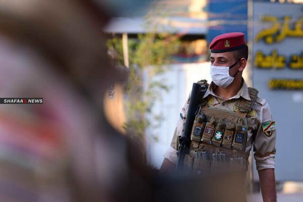 تشدید تدابیر امنیتی در بغداد در پی رژه مسلحانه، الکاظمی: هدف برهم زدن امنیت عراق است