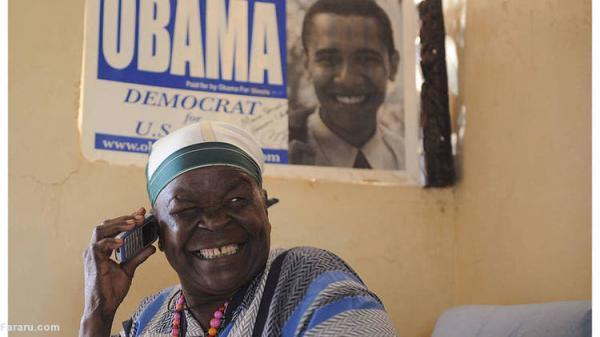 (ویدئو) مادربزرگ باراک اوباما درگذشت
