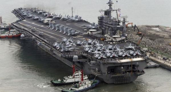 ناو های جنگی آمریکا راهی دریای سیاه می شوند