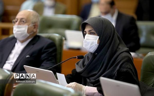 تذکر الهام فخاری به شهرداری تهران؛ جان کارمندان و مراجعان در خطر است