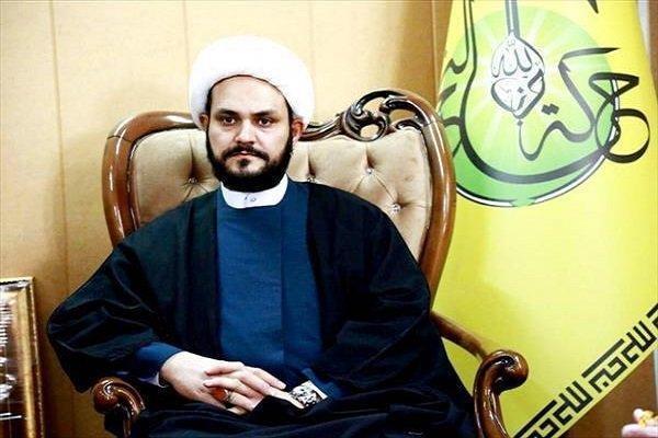 دبیرکل نجباء شهادت سردار حجازی را به رهبر معظم انقلاب تسلیت گفت