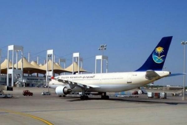 شنیده شدن صدای انفجار شدید در فرودگاه جده
