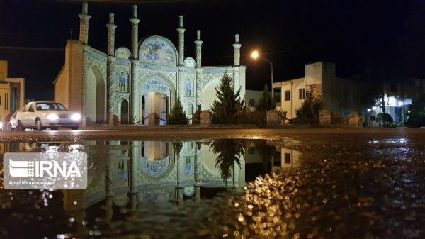 خبرنگاران بارش ها در استان سمنان تا پایان هفته تداوم دارد