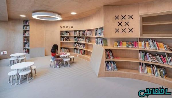 نکات مهم در طراحی کتابخانه عمومی استاندارد