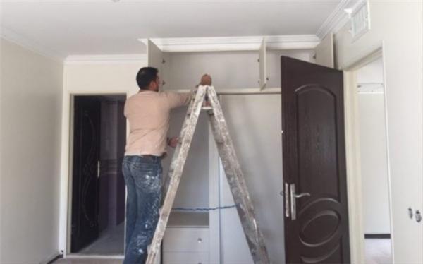 رنگی تازه بر دیوارهای قرنطینه