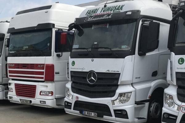 کامیون های چینی بزرگترین مانع نوسازی ناوگان