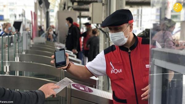 اجرایی شدن ارائه گذرنامه بهداشتی در فرانسه