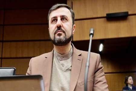 تاکید نماینده ایران در سازمان های بین المللی بر نابودی کامل سلاح های هسته ای