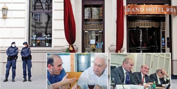 گروه مخفیانه رابرت اقتصادی برای همکاری با مقام های ترامپ ضد ایران