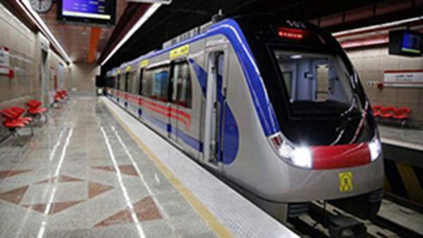 استفاده رایگان از مترو در سه روز نخست ماه مهر