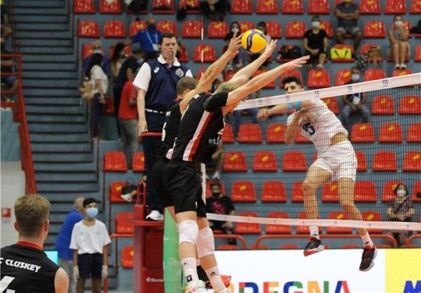 والیبال قهرمانی جوانان دنیا، قهرمان آفریقا حریف ایران نشد